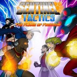 Sentinel Tacticsin kansi