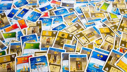 Port Royalin kortteja