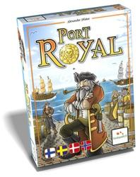 Port Royalin kansi