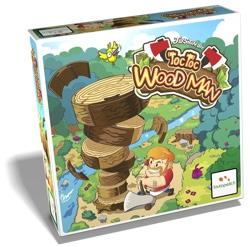 Tok Tok Woodmanin kansi