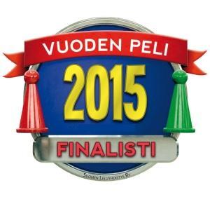 Vuoden peli 2015 -finalistit