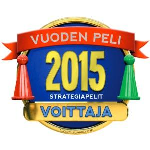 Vuoden strategiapeli 2015