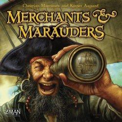 Merchants & Maraudersin kansi