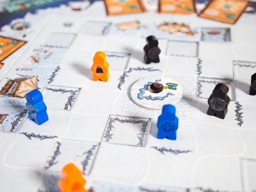 Pohjoisnapa kutsuu urheita seikkailijoita. Kuva: Mikko Saari