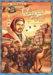 The Voyages of Marco Polon kansi