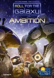 Roll for the Galaxy: Ambitionin kansi