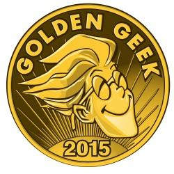 Golden Geek -logo