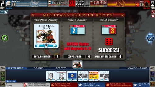 Twilight Struggle Steamissa