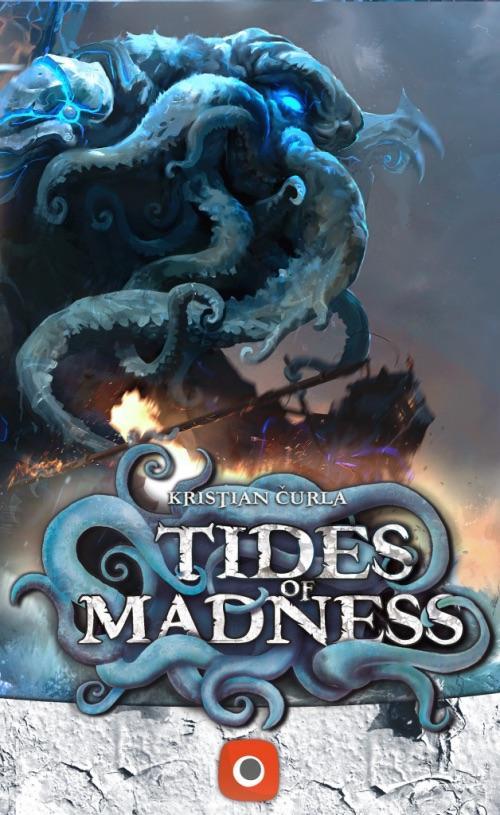 Tides of Madnessin kansi