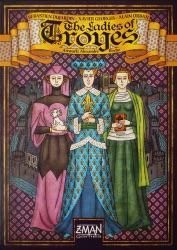 Ladies of Troyes'n kansi