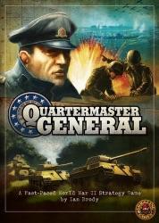 Quartermasterg Generalin kansi