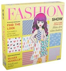 Fashion Show'n kansi