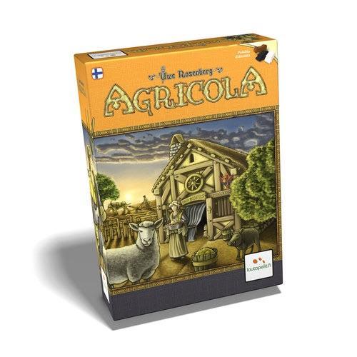 Suomenkielinen Agricola