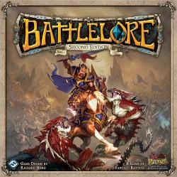 BattleLore Second Editionin kansi