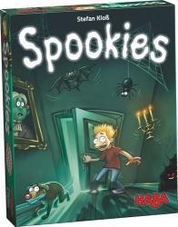 Spookiesin kansi