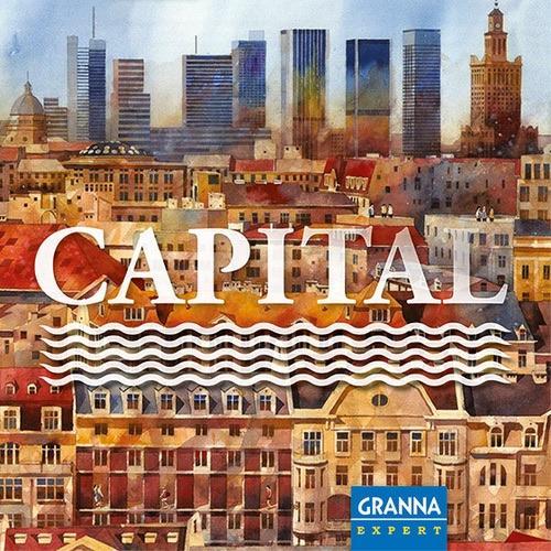 Capitalin kansi