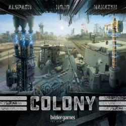 Colonyn kansi