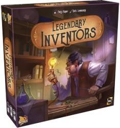Legendary Inventorsin kansi