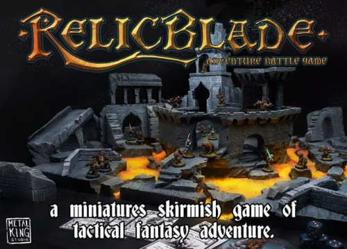 Relicblade