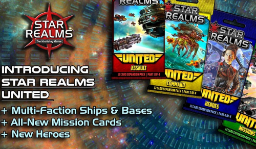 Star Realms United