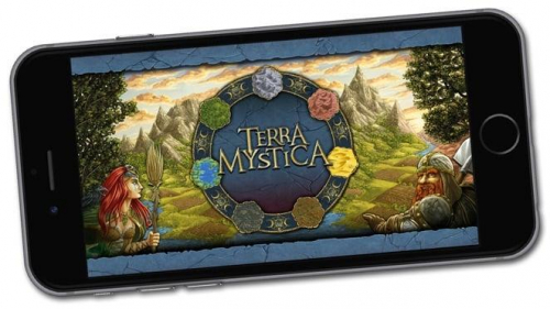 Terra Mystican mobiiliversio