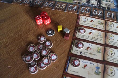 Pelaajan rakennuksia