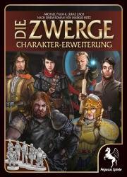 Dwarves: New Heroes Expansionin kansi