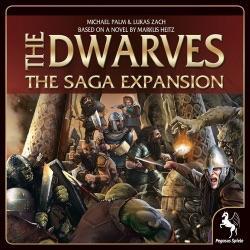 The Saga Expansionin kansi