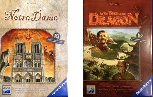 Notre Dame ja In the Year of the Dragon