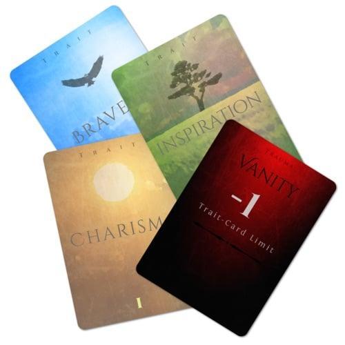 Life & Legendin kortteja