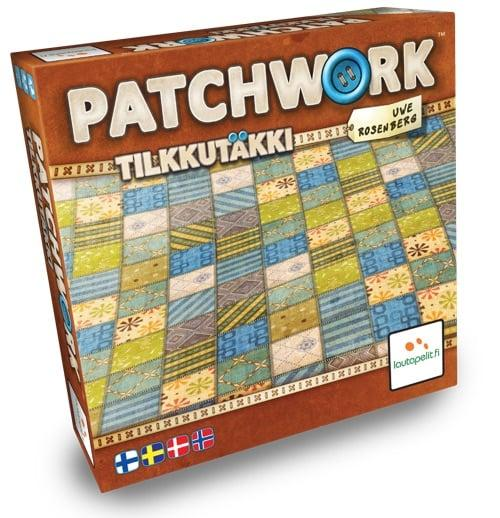 Patchworkin kansi