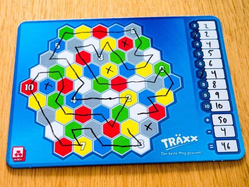 Träxx-peli
