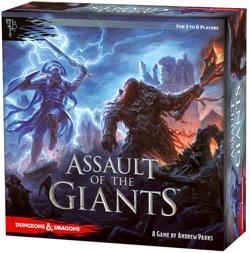 Assault of the Giantsin kansi