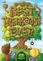 Best Treehouse Everin kansi