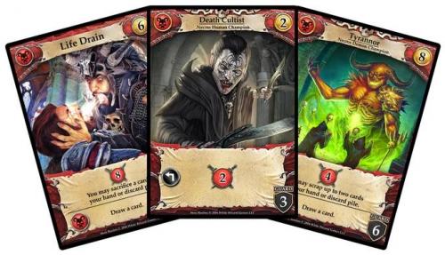 Punaisia kortteja