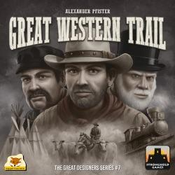 Great Western Trailin kansi