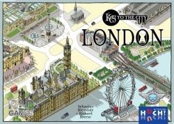 Key to the City – Londonin kansi