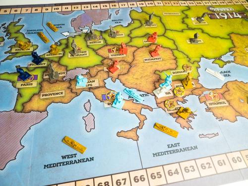 Eurooppa sodan jälkeen