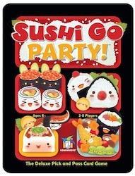 Sushi Go Party!:n kansi