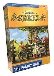Agricola: Family Editionin kansi