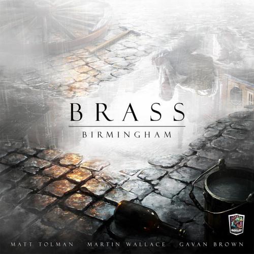 Brass: Birminghamin kansi