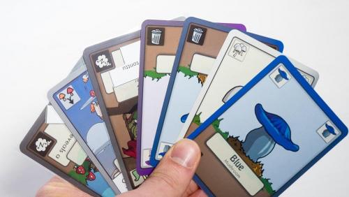 Käsi kortteja