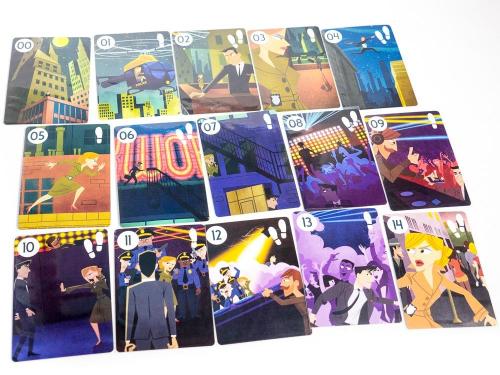 Tarina korteissa