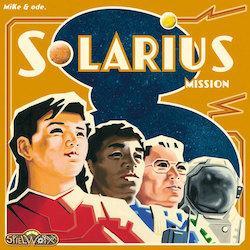 Solarius Missionin kansi