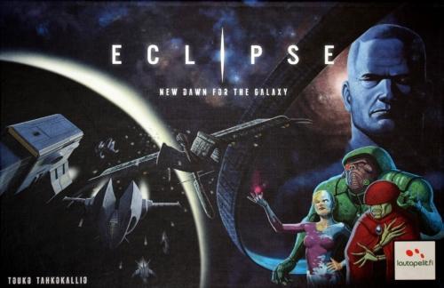 Eclipsen kansi