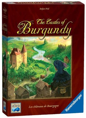 Castles of Burgundyn kansi